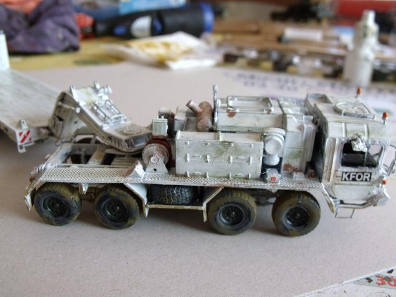 """SLT50-3 """" ELEFANT """" ET Sa aNH.52 T , avec le Panzerhaubitze 2000 et le Fennek REVELL 1/72 - Page 2 Dscf1624"""