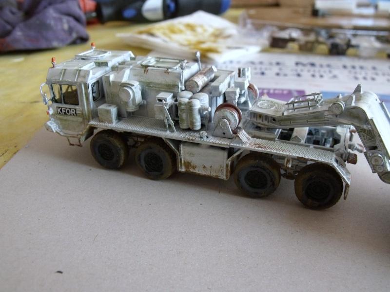 """SLT50-3 """" ELEFANT """" ET Sa aNH.52 T , avec le Panzerhaubitze 2000 et le Fennek REVELL 1/72 - Page 2 Dscf1625"""