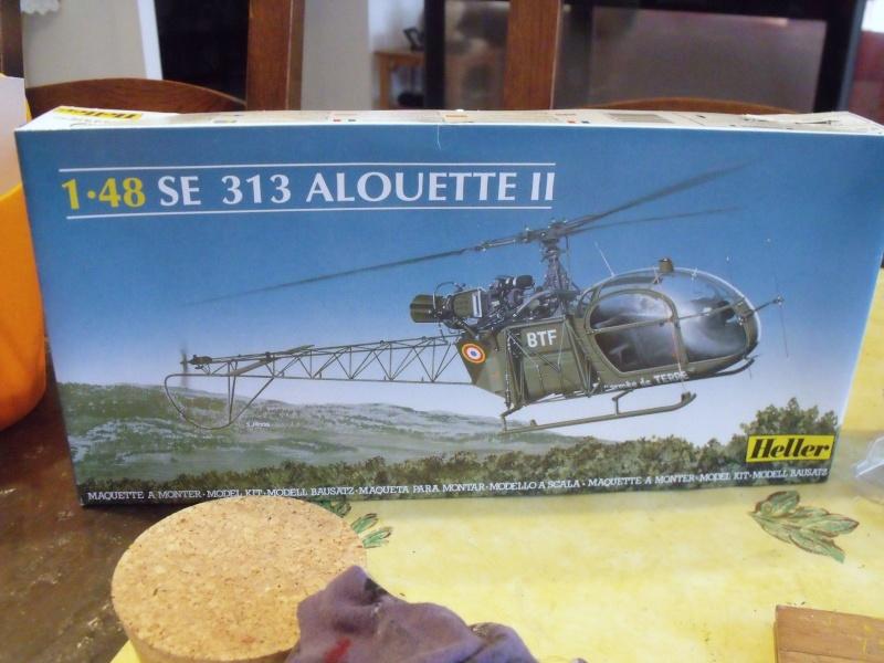 ALOUETTE II SS11 et SAN  en scratch Dscf1644
