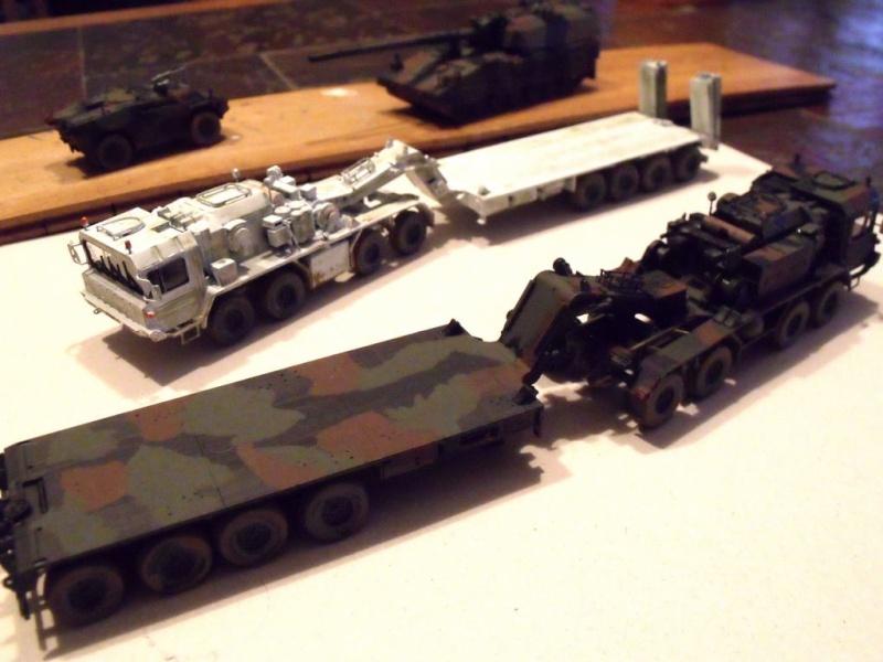 """REVELL 1/72 SLT50-3 """" ELEFANT """" ET Sa aNH.52 T , avec le Panzerhaubitze 2000 et le Fennek dans la même boite - Page 2 Stl53_10"""