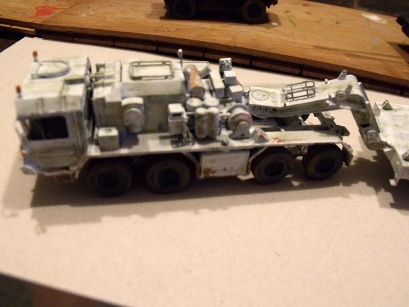 """REVELL 1/72 SLT50-3 """" ELEFANT """" ET Sa aNH.52 T , avec le Panzerhaubitze 2000 et le Fennek dans la même boite - Page 2 Stl54_10"""