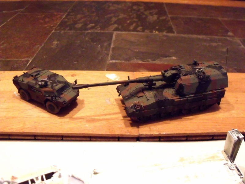 """REVELL 1/72 SLT50-3 """" ELEFANT """" ET Sa aNH.52 T , avec le Panzerhaubitze 2000 et le Fennek dans la même boite - Page 2 Stl56_10"""