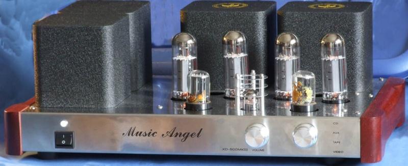 Music Angel XD-SE 500 MKII integrato con EL34: Test e modifiche. - Pagina 2 Ext110