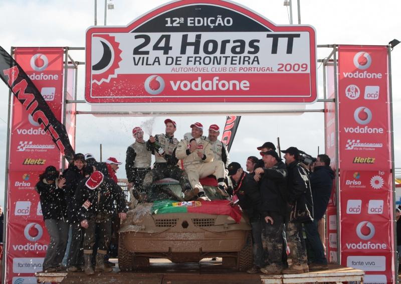 Podium Team Andrade Andrad10