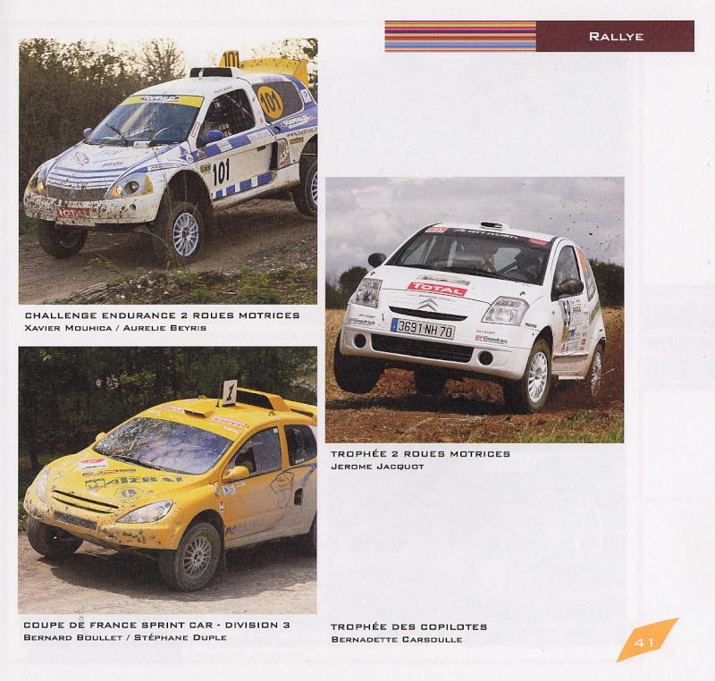 2009 - Les trophées 2009 du Sport Automobile, par la FFSA Champ-11