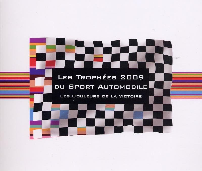2009 - Les trophées 2009 du Sport Automobile, par la FFSA Champ-15