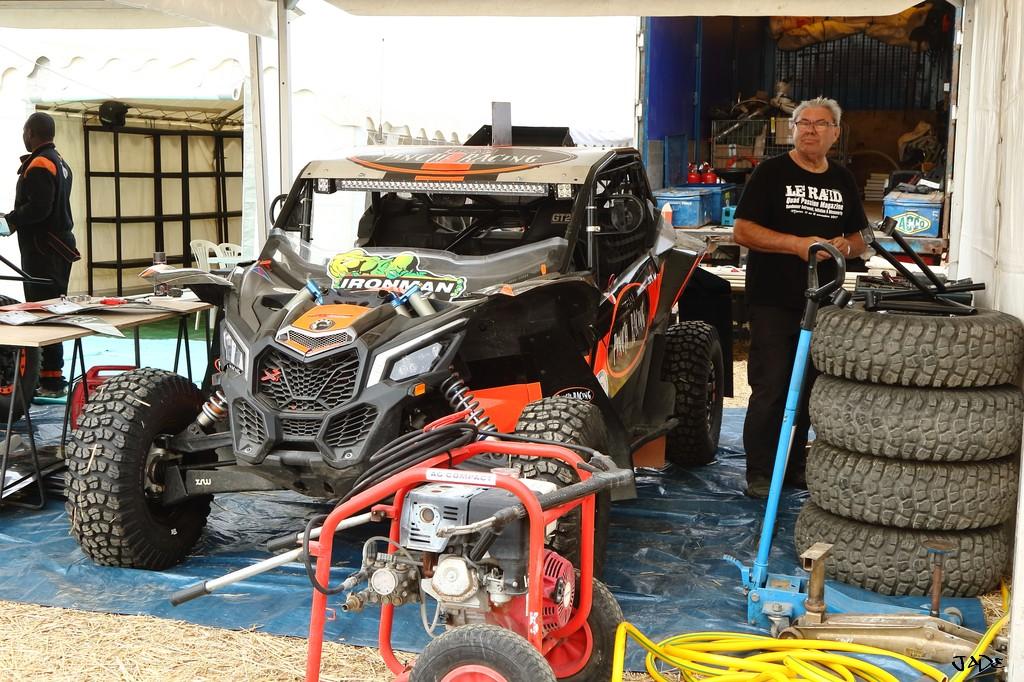 24 H TT de France 2018: stands, ambiance Img_5917