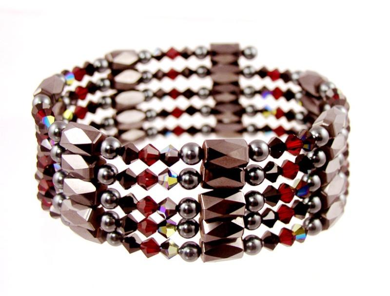L'HEMATITE Bracel10