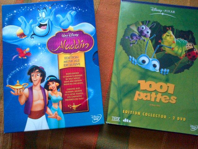[Recherche - Vente] Le Coin des Blu-ray et DVD Disney !  (TOPIC UNIQUE) Bcvri312