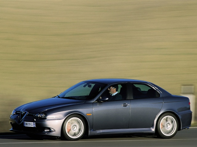 Quattroporte IV: la più bella berlina esistente? Alfa-r10