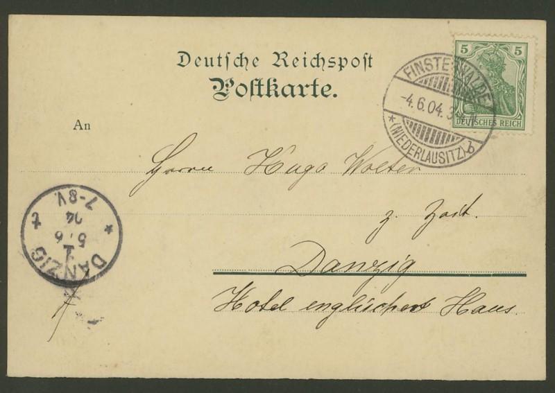 Germania-Frankaturen 0212