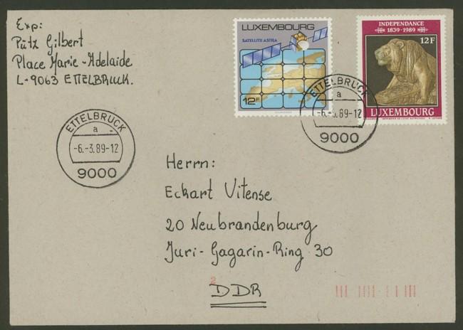 Post aus Luxemburg 0810
