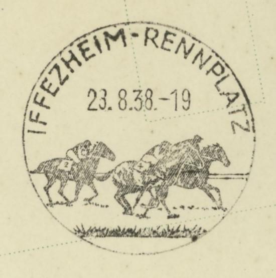Motiv Pferde / horses Iffezh10