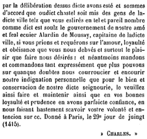 Documents relatifs à l'Histoire Rémoise Charle11