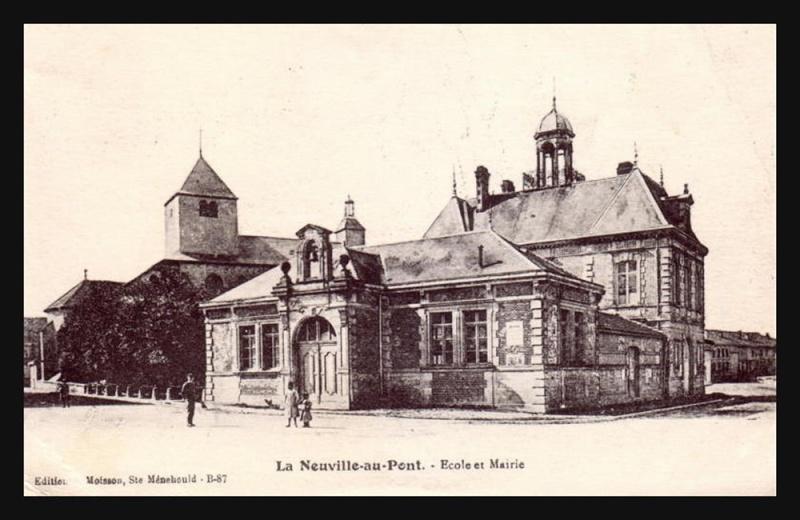 La NEUVILLE-au-PONT Ecole_10