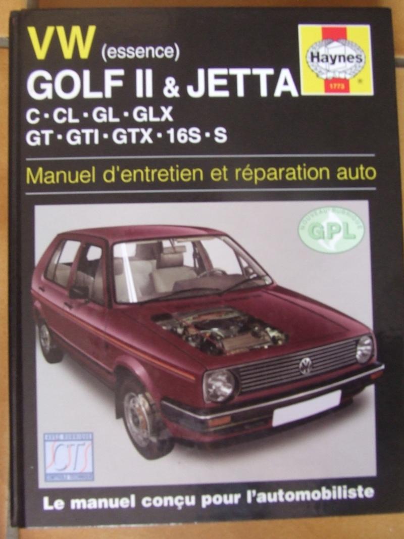 Golf MK2 GLX de 91 - Page 2 Dscf6010