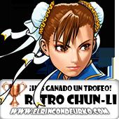 Retro Chun-Li