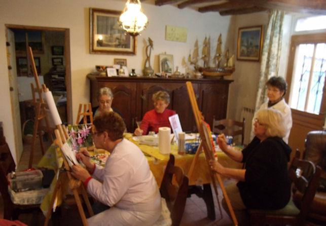 Ateliers 2012-2013 .... travail en cours .... Chaneh10