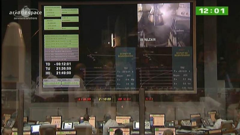 Lancement Ariane 5 ECA VA211 / Skynet 5D & MEXSAT 3 - 19.12.12 Capt_h13