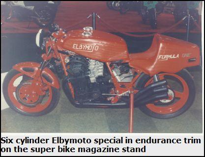 BENELLI SEI RACING Elbymo13