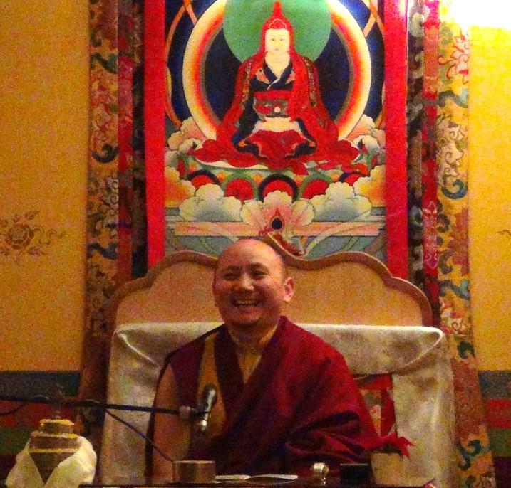 Matrul Rinpoché à Bruxelles 22-23 décembre 2012 Matrul10