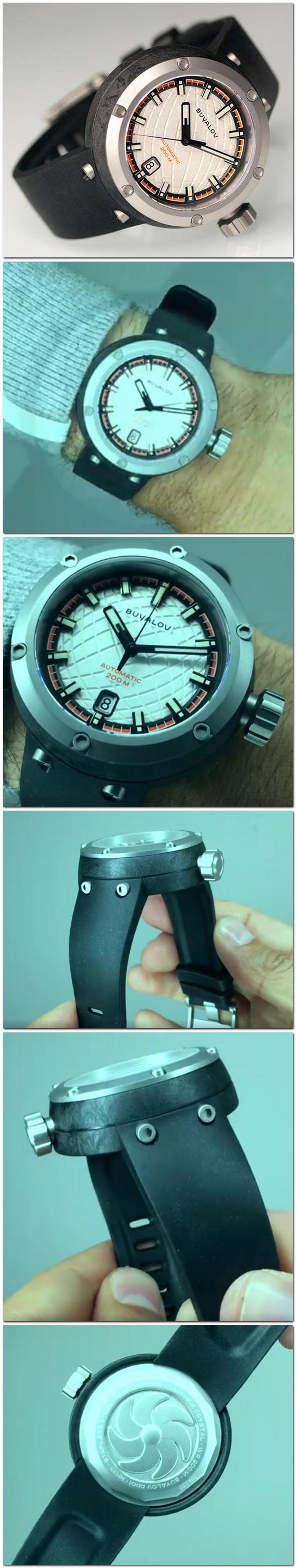 BUYALOV Watches ... lancement prochain 2018-021