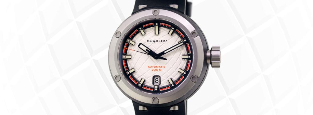 BUYALOV Watches ... lancement prochain 40413510