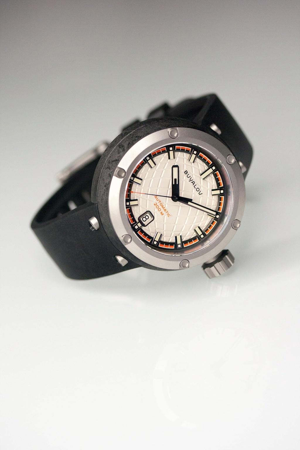BUYALOV Watches ... lancement prochain 40538910