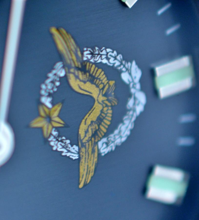 Yema Superman automatique Armée de l'Air 510