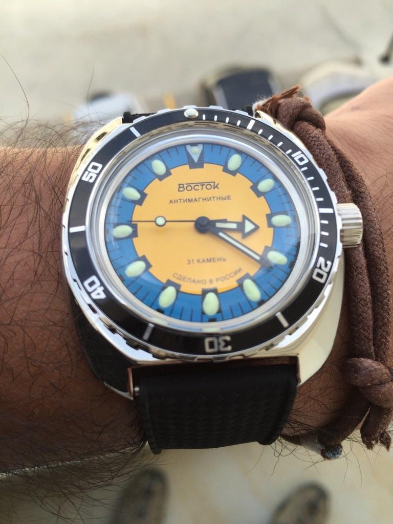 Vostok Neptune Armée de l'air espagnole  91964710