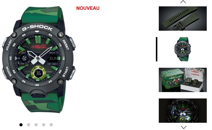 Casio G-Shock - Page 5 Captur14