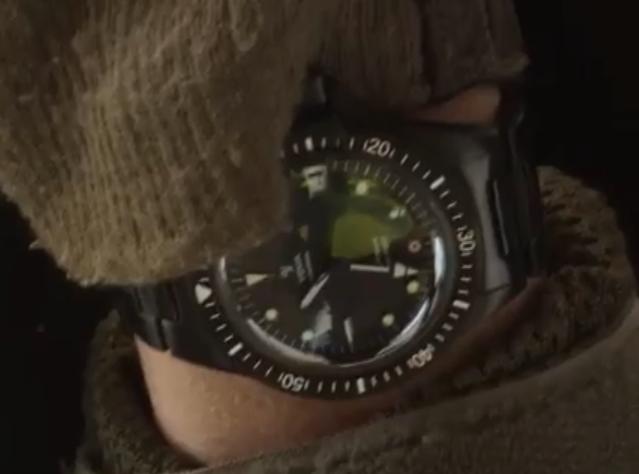 Yema Superman automatique Armée de l'Air Captur18