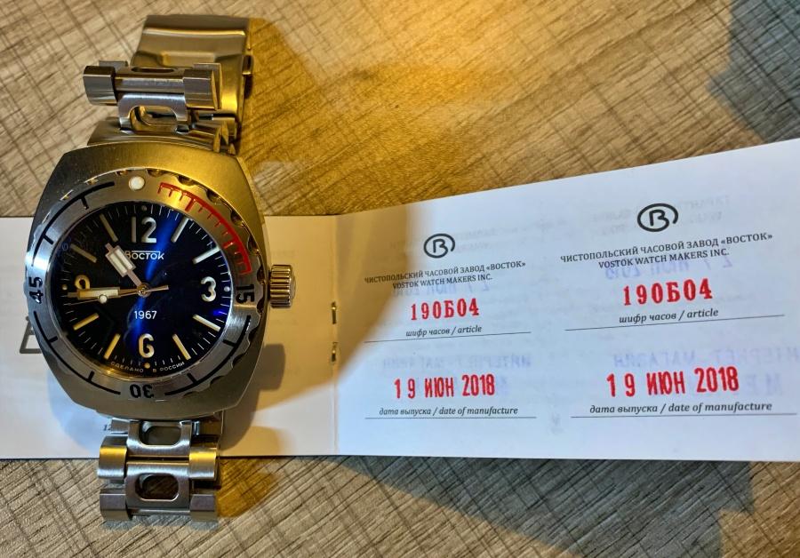 [vendue] Vostok Amfibia 1967 2415/190B04 millésime 2018 Fmr_210
