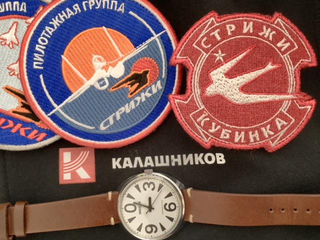 Nos montres avec un objet russe ou soviétique - Page 2 Img_1510