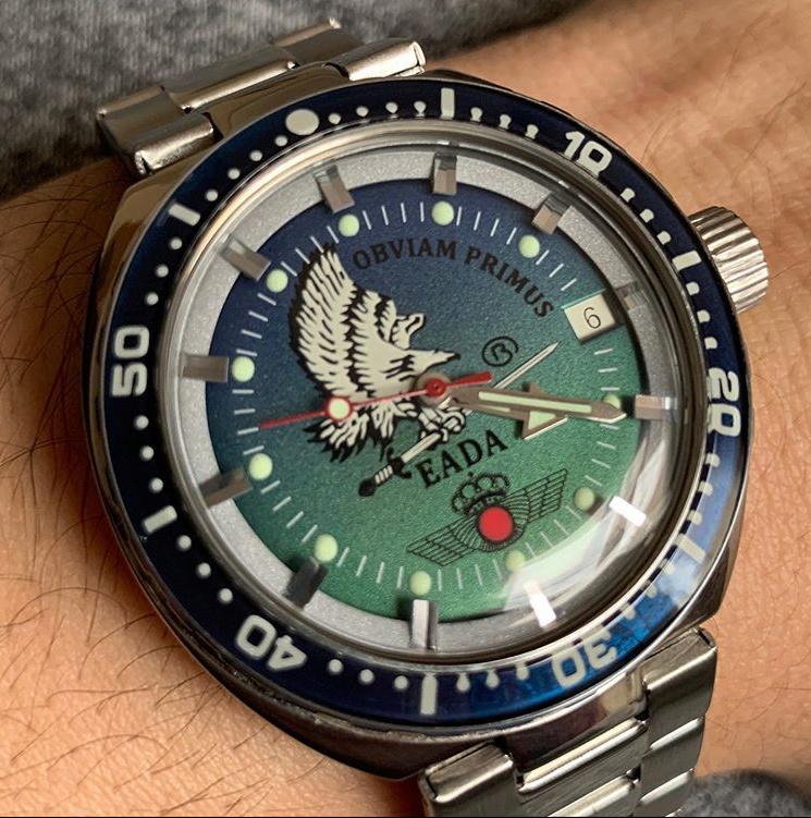 Vostok Neptune Armée de l'air espagnole  Img_1511