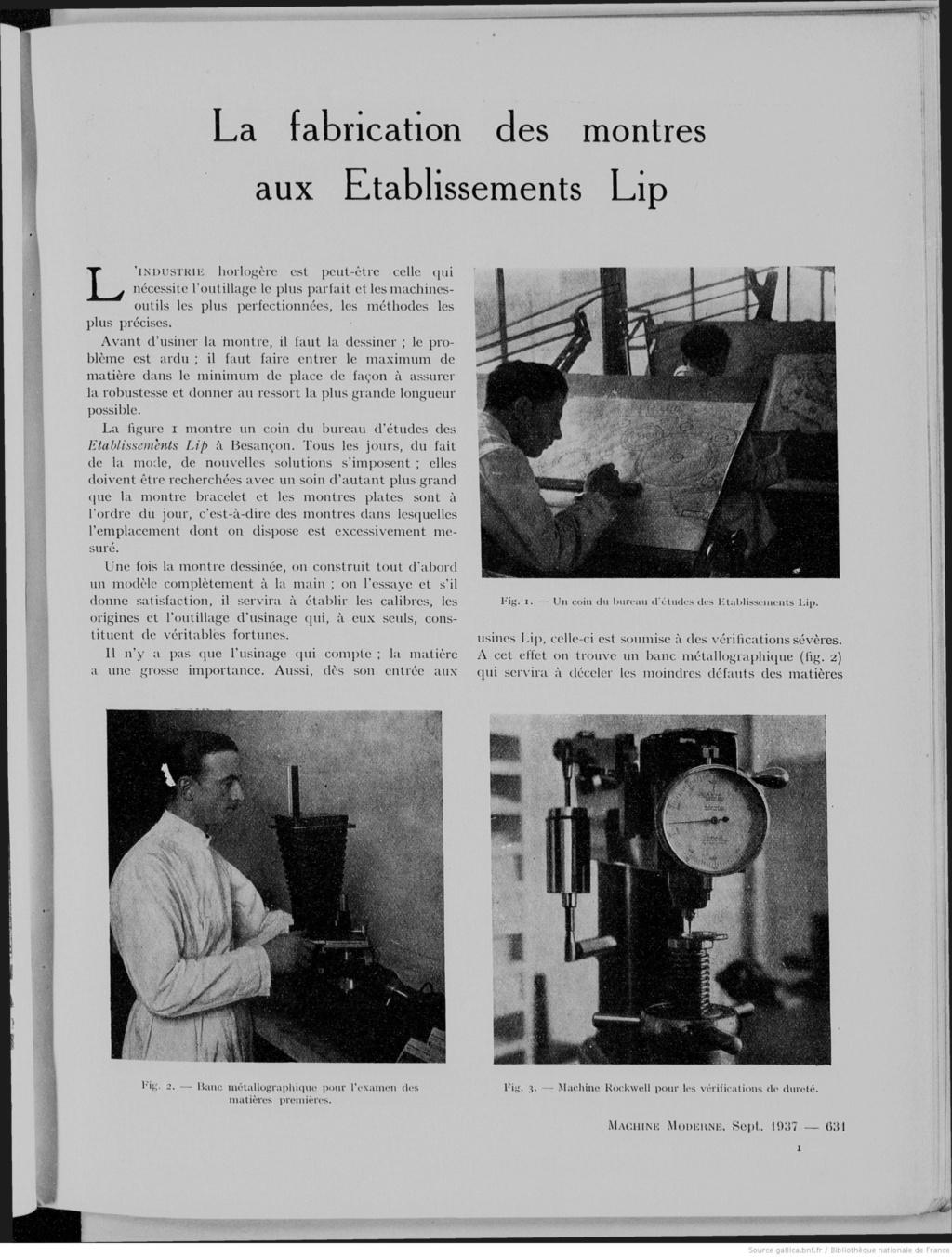 La fabrication des montres aux établissements LIP 1937 La_mac15