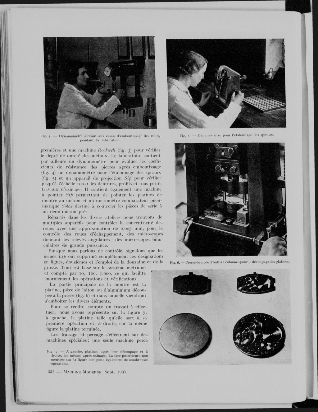 La fabrication des montres aux établissements LIP 1937 La_mac16