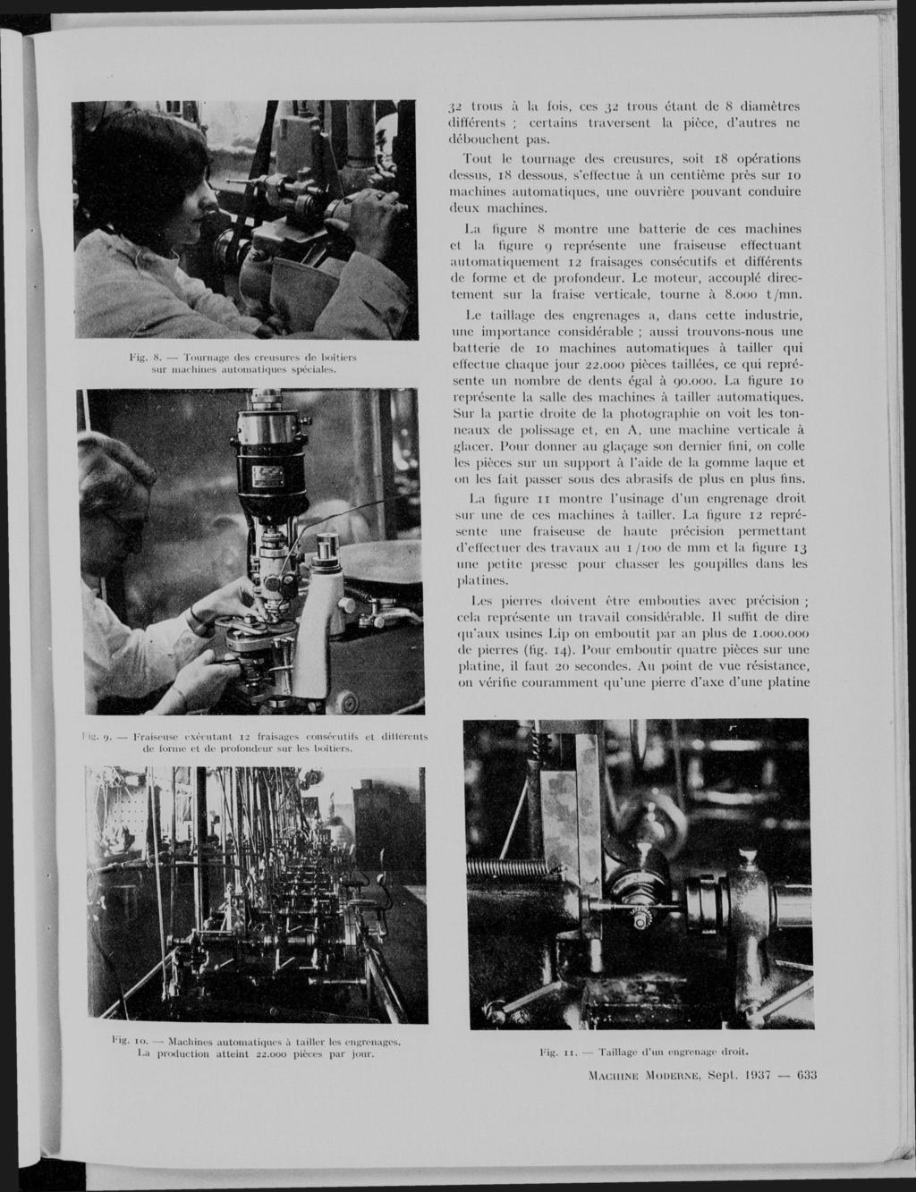 La fabrication des montres aux établissements LIP 1937 La_mac17