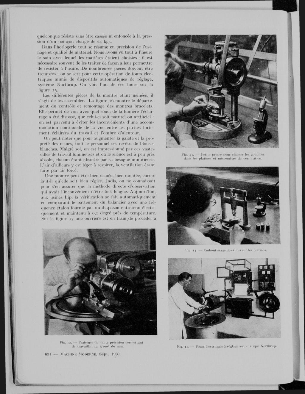 La fabrication des montres aux établissements LIP 1937 La_mac18