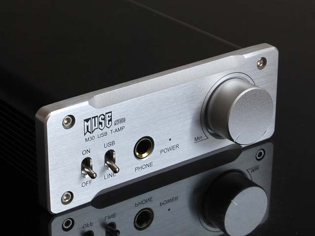 Muse M30 amplificatore all in one PCM2707+TPA3121D2 Ogklfb10