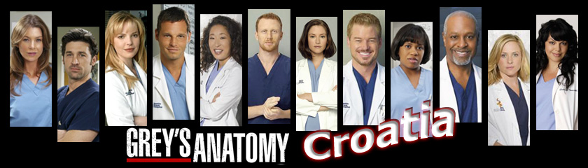 Grey's Anatomy Croatia