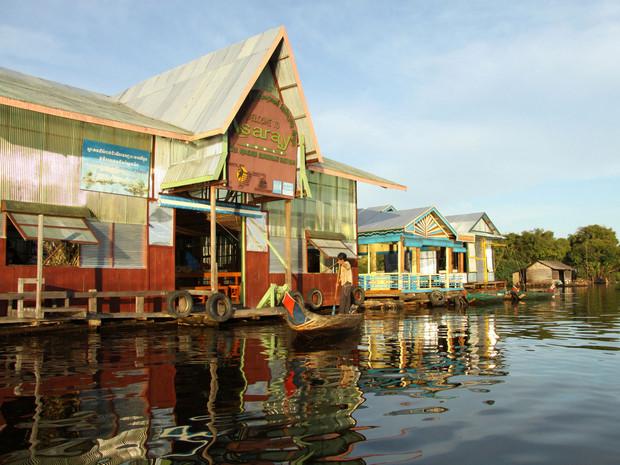 Cambodge, l'humanitaire au service de l'environnement La-coo10