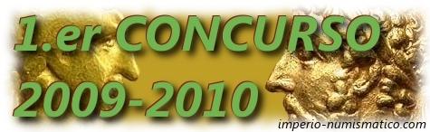 """I Concurso """"imperio numismático"""" MEJOR MONEDA. 111110"""