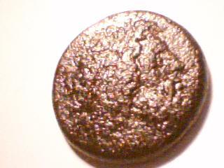 Bronce de Ptolomeo II 285-246 a.C. Anv24