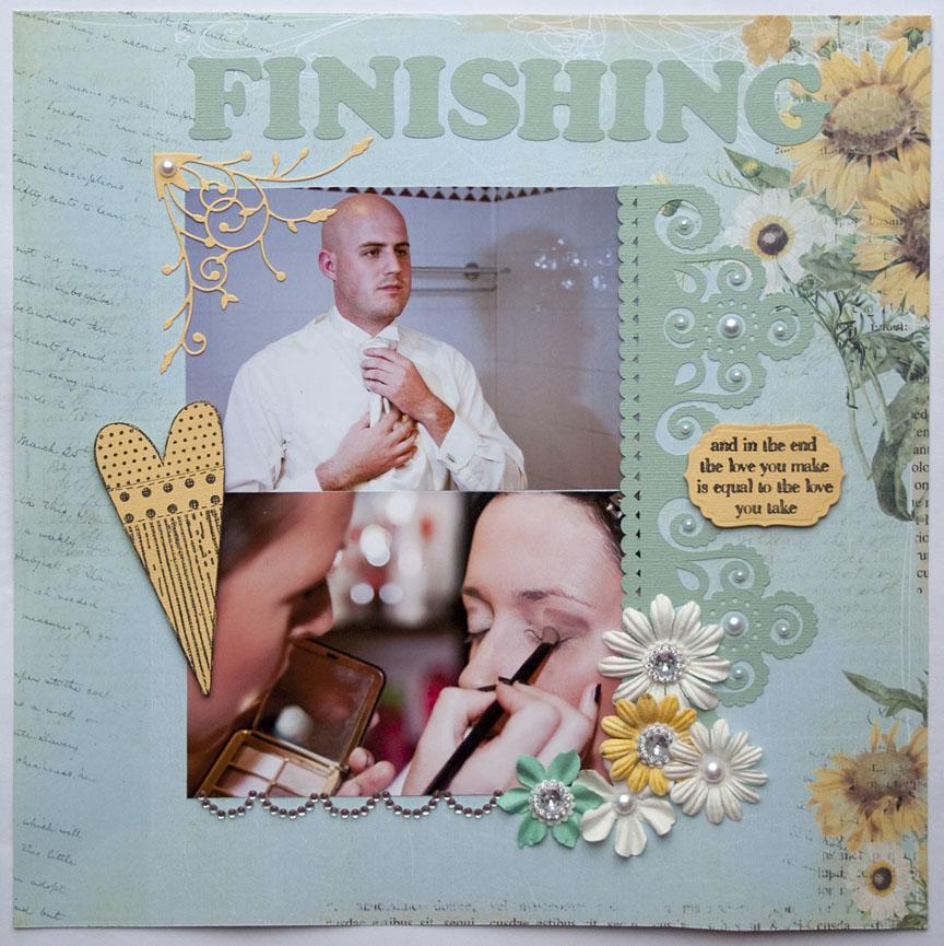 Nic's Wedding Album. 410