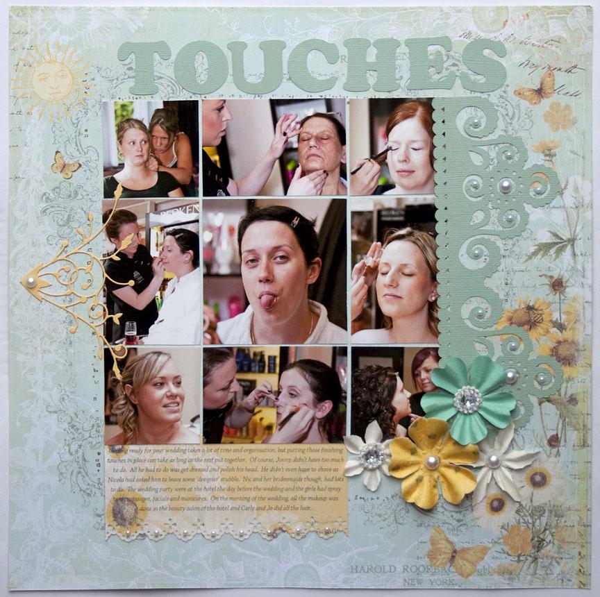 Nic's Wedding Album. 510