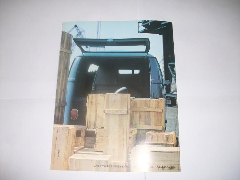 Catalogues Nos Combi  Split VW 100_4779