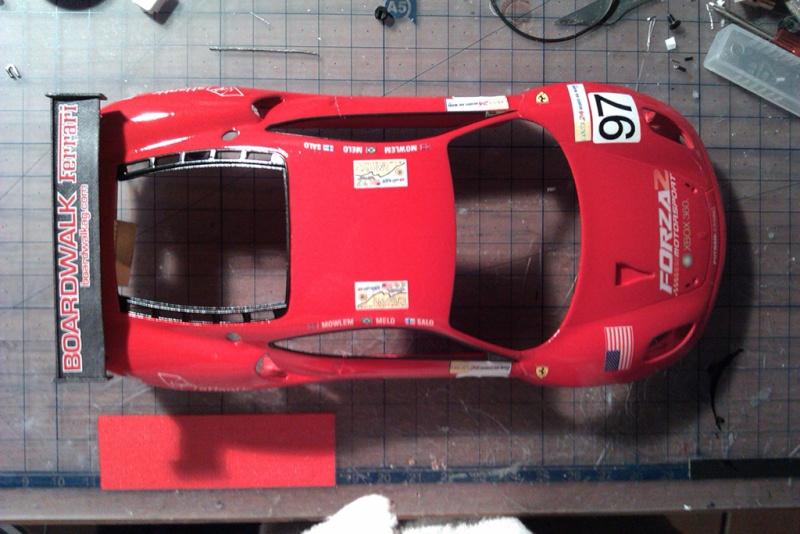 Ferrari F430 GT Risi Competizione 2007 Imag0350