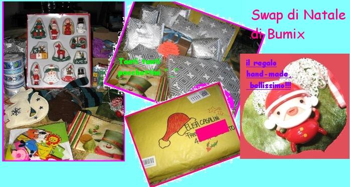 [DICEMBRE 2009] SWAP DI NATALE - FOTO A PAG 1 Collag11