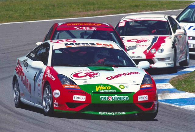 Monte Car Racing Celica10